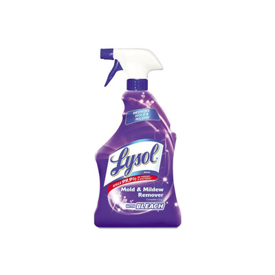 Lysol Mildew Remover With Bleach Trigger Cosmos