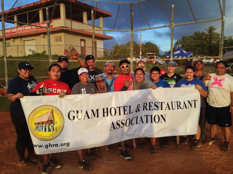 2014 Guam Hotel & Restaurant Association Softball League