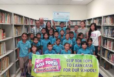 Start Clipping Box Tops and Earn Cash for Our School!